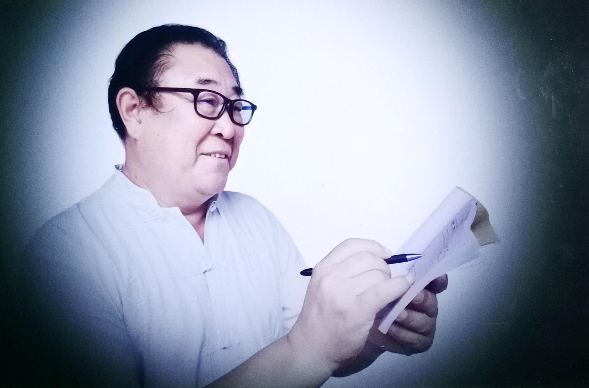 全国首批历史文化传承人--陈春胜