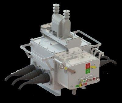 ZW20系列干燥空气绝缘智能柱上断路器 (电缆)