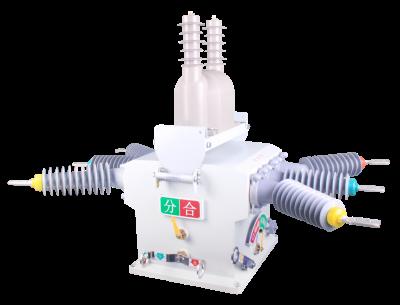 24kV H系列干燥空氣絕緣一二次融合智能柱上斷路器(出口)
