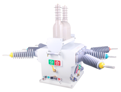 24kV H系列干燥空气绝缘一二次融合智能柱上断路器(出口)