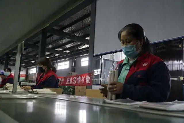 """西吉县闽宁工业园区里""""硬气""""..."""