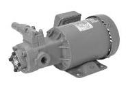 中小流量油泵TOP-2MY-2HBM三相马达一体型