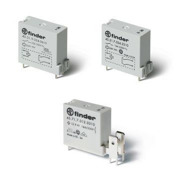 45系列-微型PCB继电器16A