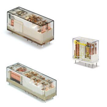 50系列-强制接触式继电器8 A