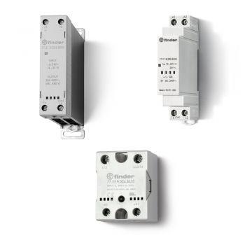 77系列-模块化固态继电器(SSR)5-15-30 A