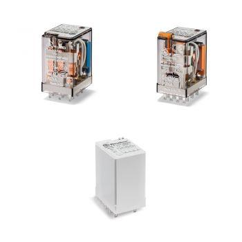 55系列-微型通用继电器7-10A。