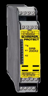 安全继电器SRB200X2