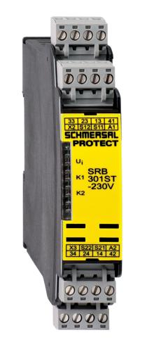 安全继电器SRB301ST 230V