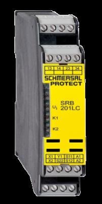 安全继电器SRB201LC