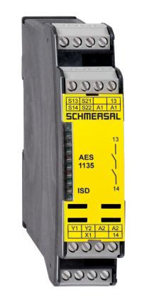 安全继电器AES 113x