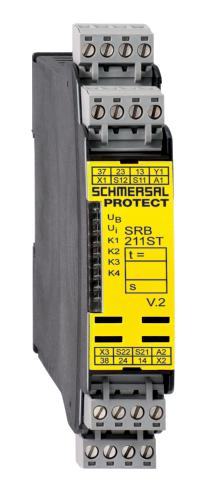 安全继电器SRB211ST