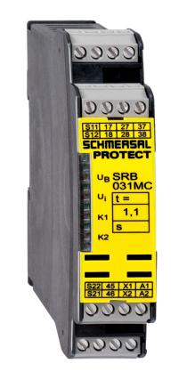 安全继电器SRB031MC