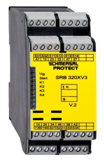安全继电器SRB320XV3  V.2