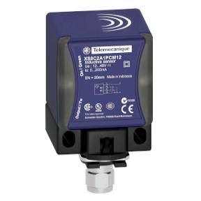 电感式接近传感器XS8C2A1PCM12