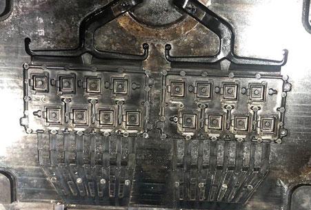 摄像头支架压铸模具