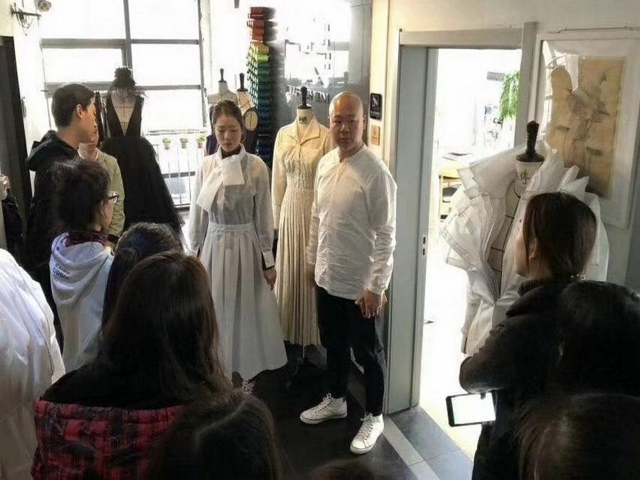零基礎服裝設計培訓裙裝類訓練