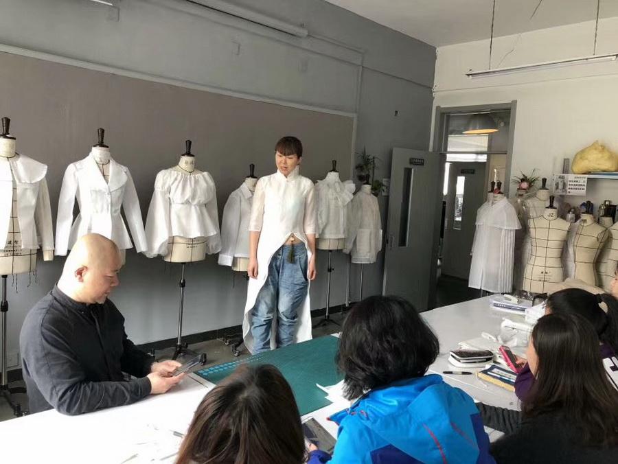 服裝設計培訓新中式風格訓練