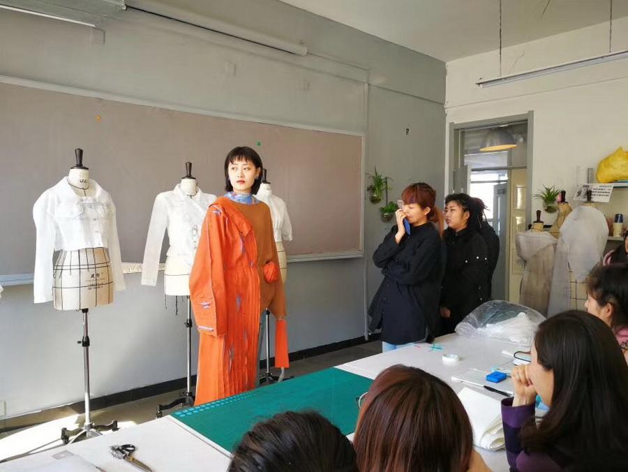服裝設計培訓原創風格化訓練