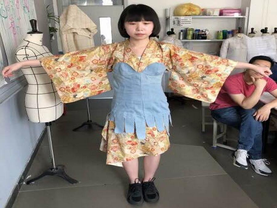 古裝服裝設計培訓復古類風格訓練
