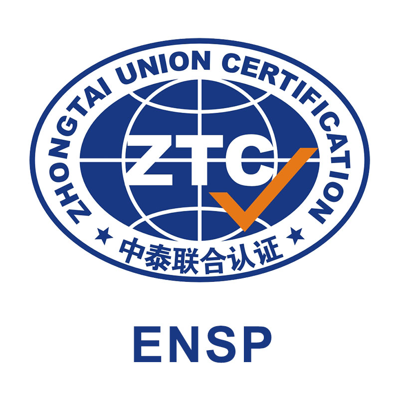 ENSP网络安全等级测评认证