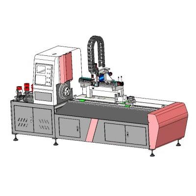 三维激光切管机