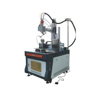 三、四、五轴联动光纤连续焊接机