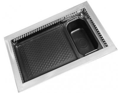 方形烤涮一体炉