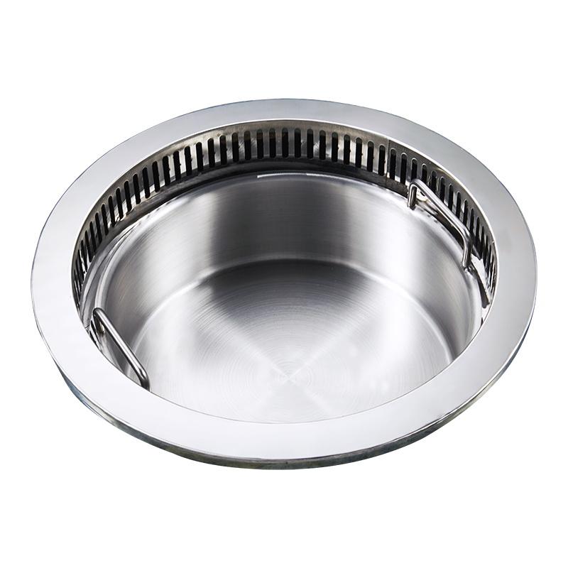升降火锅—圆形