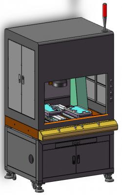 视觉检测设备-大视野高精度2D检测