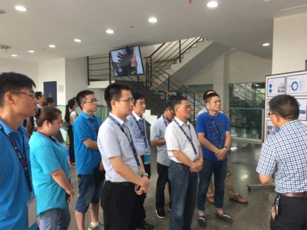 湖南机床工具工业行业协会领导考察博世(长沙)公司 学习智能制...