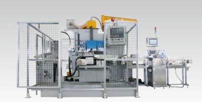 齿轮类零件磨削加工自动化生产线