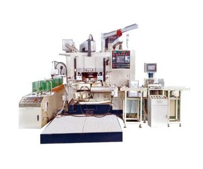 薄片类零件磨削加工自动化生产线