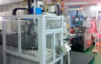 异形类零件磨削加工自动化生产线