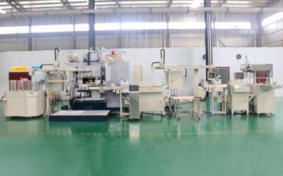 铝板类零件磨削加工自动化生产线