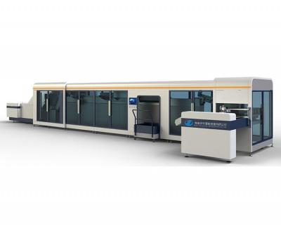 套管自动检测、装袋生产线