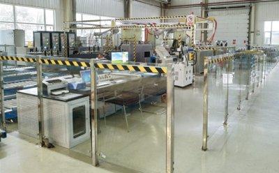 变压器自动测试生产线