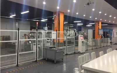 智能制造概念工厂AGV智能物流