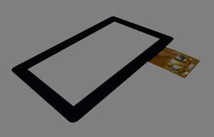 投射式电容屏