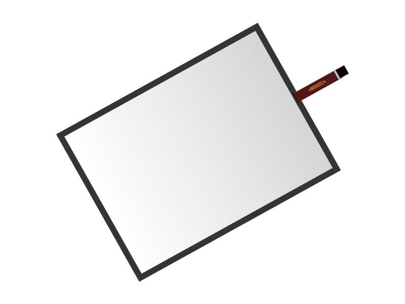 五线电阻屏 (F+G)