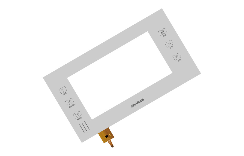 PMMA+G电容屏(IIC接口)