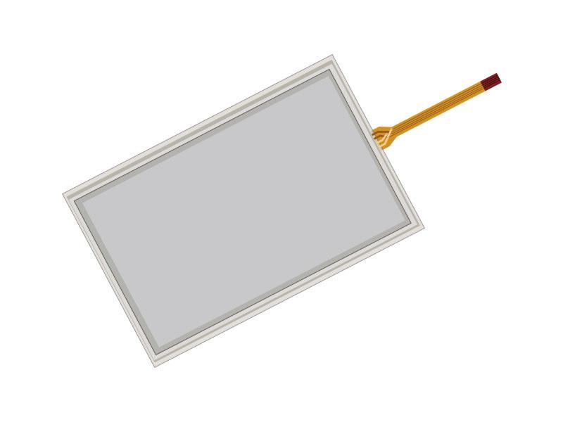 四线电阻屏 (偏光片+F+G)