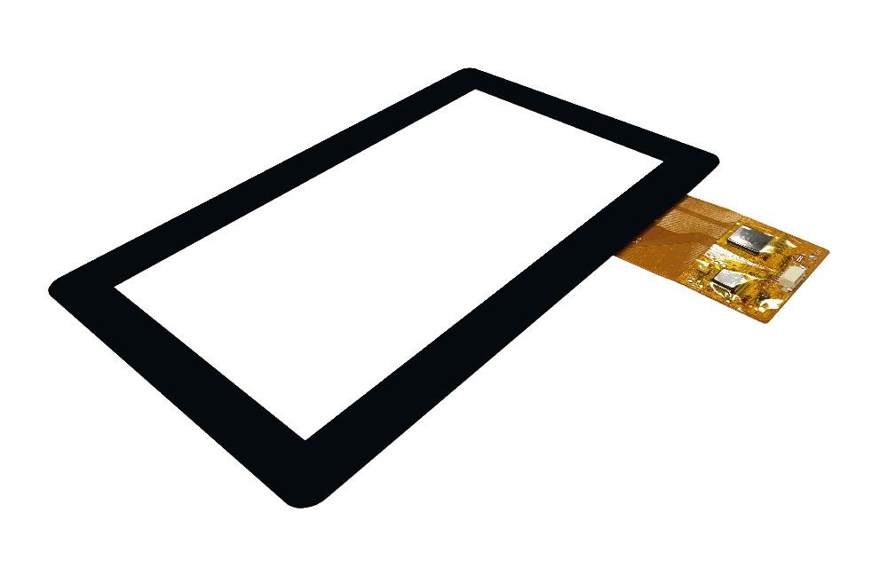 G+G电容屏( USB接口)