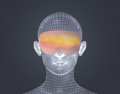 石墨烯蒸汽热敷眼罩