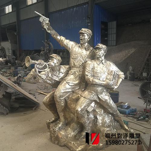 长乐玻璃钢雕塑制作方法!