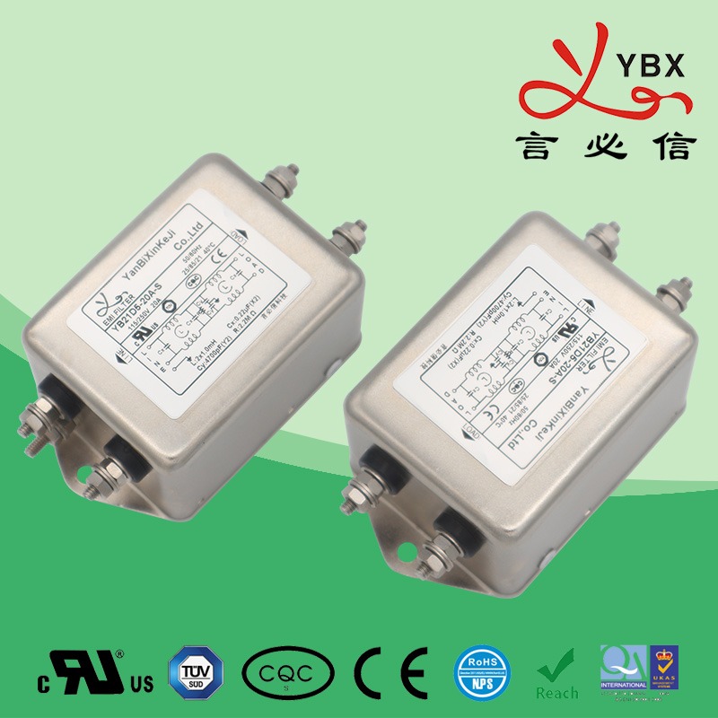 Industrial Super Power Supply Filter 41-42 Line 20A