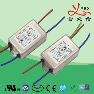 Enhanced power supply filter 21-22-35 line 10A