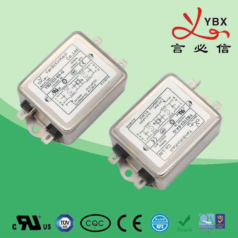 Industrial Enhanced Power Filter 21-22-35 Line 20A