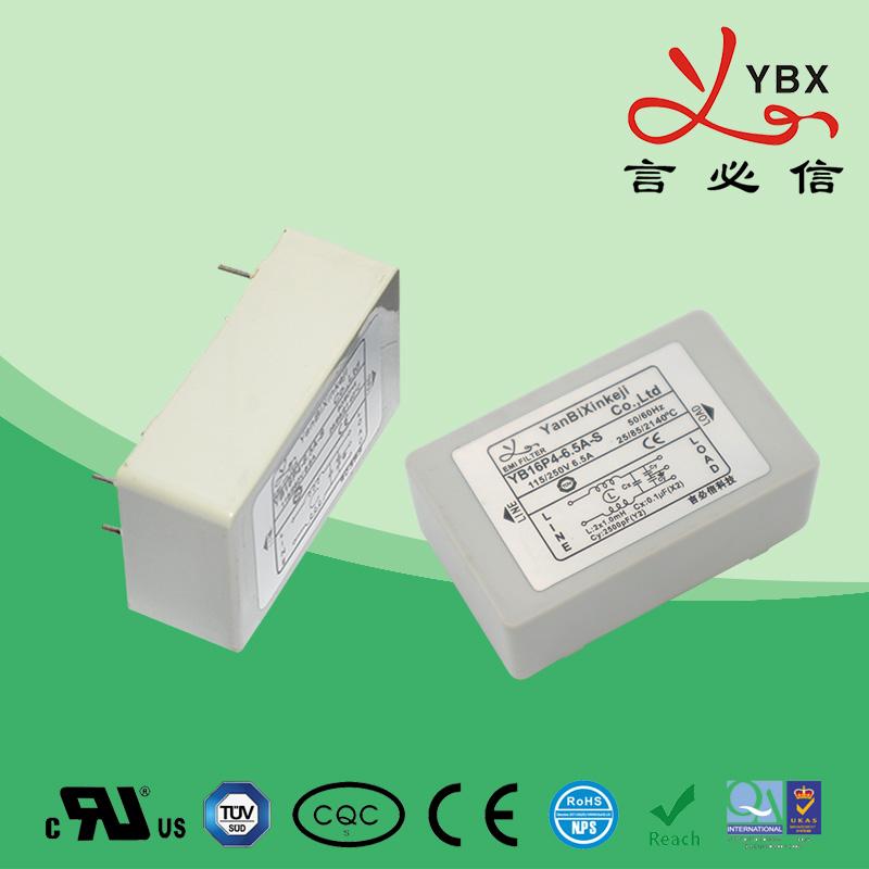 Enhanced Power Filter YB37P3-1A-S