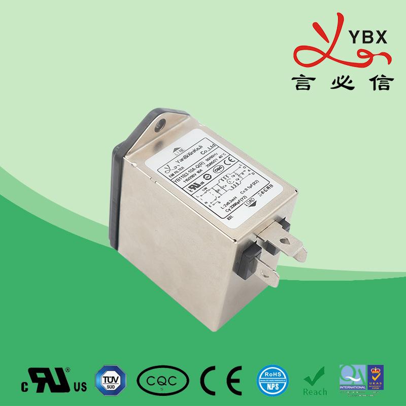 Socket + insurance filter YB11-B6