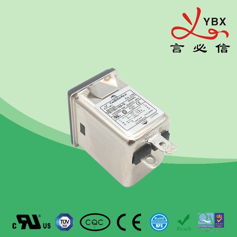 Socket + insurance filter YB11-B3-B4